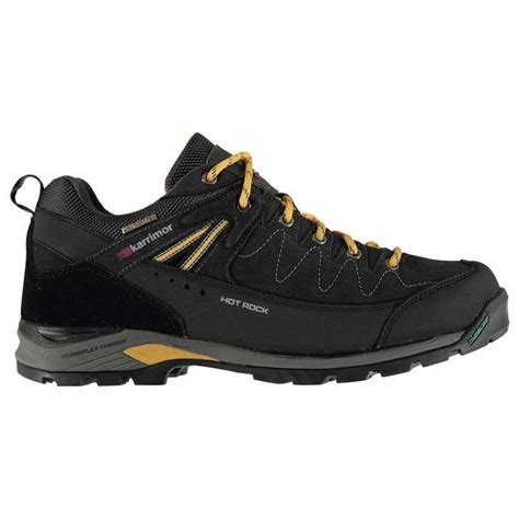 karrimor karrimor rock low mens walking shoes mens