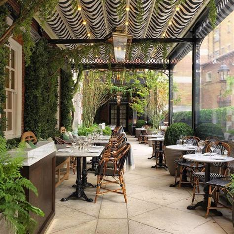 Indoor Modern Planters london s best restaurants for al fresco dining londonist