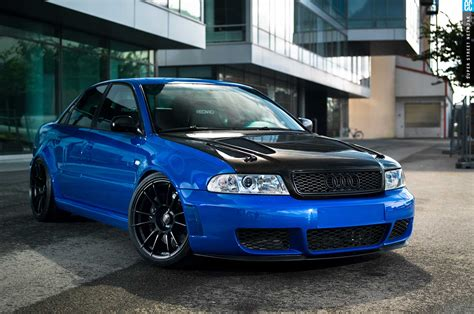 B5 Audi by Building The B5 Generation Audi Rs4 Sedan That Audi Never