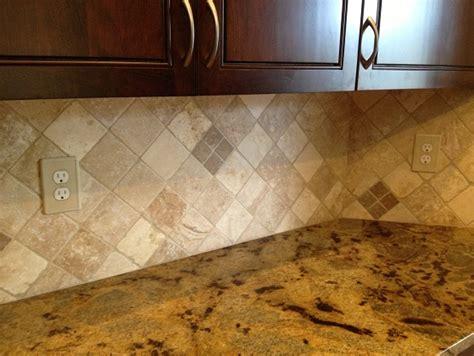 4x4 travertine tile backsplash 73 best images about kitchen remodel on