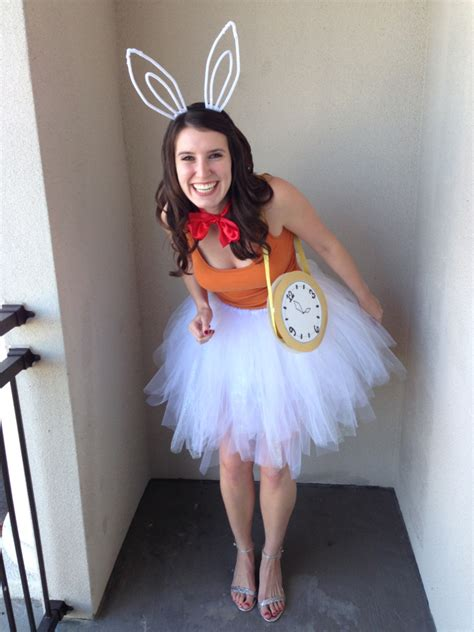 costumes diy in rabbit diy costume bunny baubles