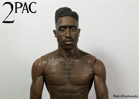 figure 2pac petes custom 1 6 figures tupac shakur