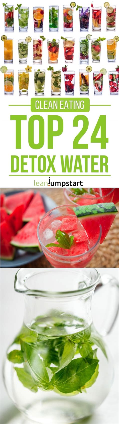 Best 24 Hour Detox For Test by Detox Water Top 24 Clean Recipes To Boost Your Metabolism