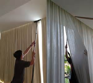 Steam Cleaning Drapes At Home Post Tenancy Professional Cleaning Service Cleanhomes