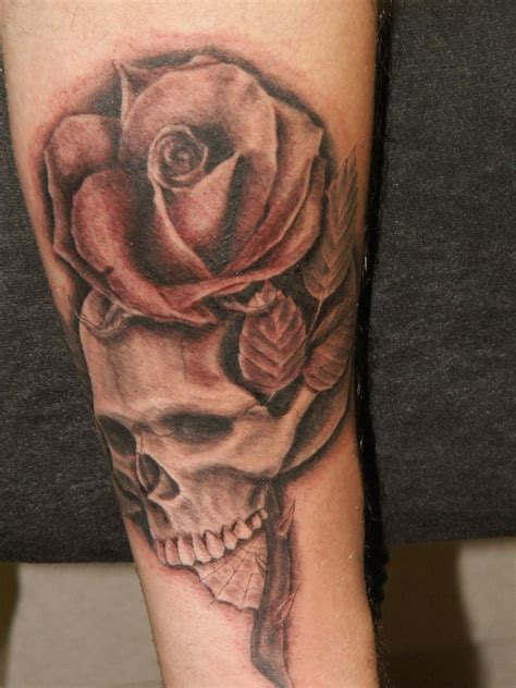 skull flowers tattoo designs skull tattoos designs ideas and meaning tattoos for you