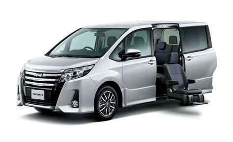Toyota Naoh Toyota Noah Specs And Price Autoevolution