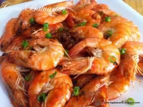 casa baluarte filipino recipes garlic shrimp recipe
