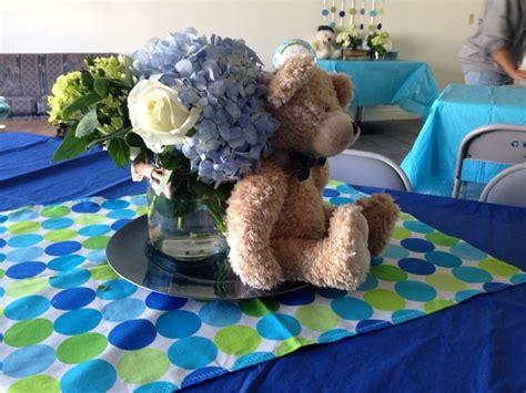 teddy baby shower centerpieces 17 best ideas about teddy centerpieces on baby boy shower decorations baby