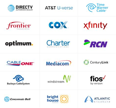 what are the best providers cable tv providers companies in my area