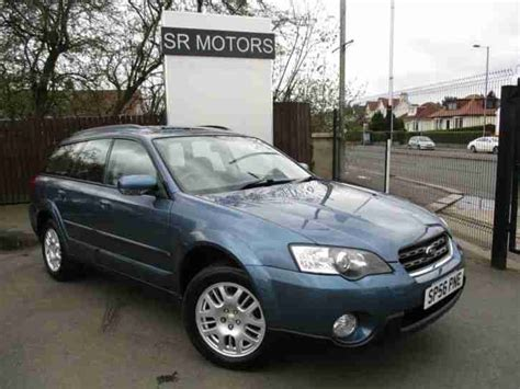 subaru 2006 outback 2 5 se full history warranty car for sale