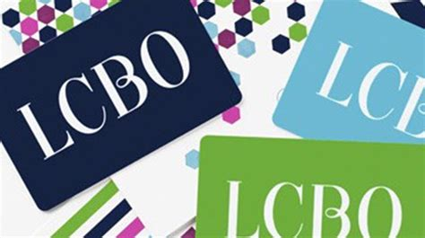Five Dollar Gift Cards - giveaway win 1 of 5 lcbo 30 dollar gift cards closed ontario beverage network