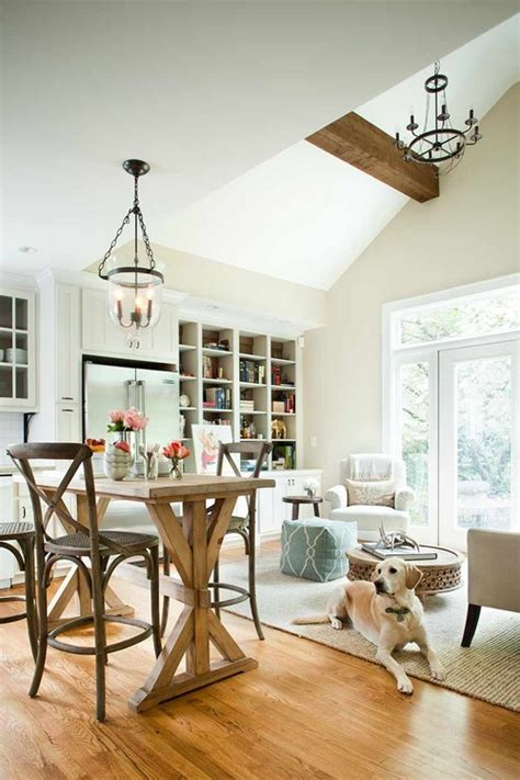 Rustic Dining Room Paint Colors Choosing Interior Paint Colors Domestic Imperfection
