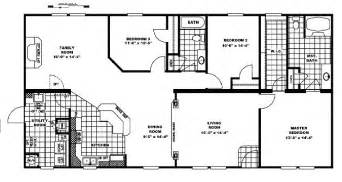 clayton wide mobile homes floor plans 10 great manufactured home floor plans
