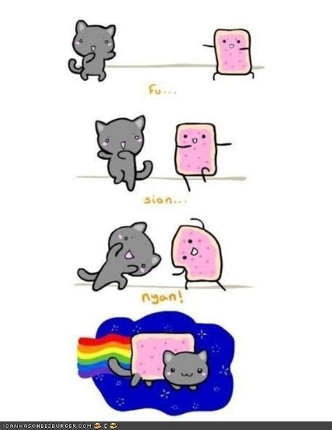 Nyan Cat Memes - image 216946 nyan cat pop tart cat know your meme
