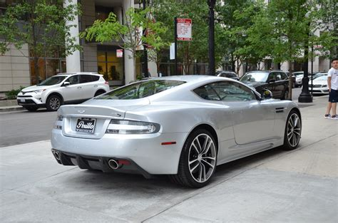 Dbs Aston Martin Price by 2012 Aston Martin Dbs Stock R225aa For Sale Near Chicago
