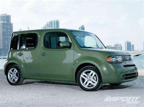 2009 nissan cube 2009 nissan cube image 10