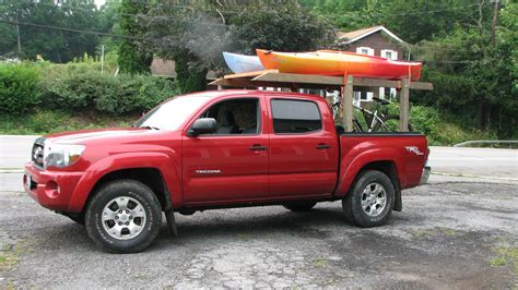 boat bed craigslist kayak carriers for pickup trucks canoe racks and carriers