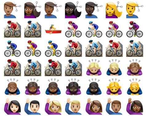 emoji ios 10 veja os 72 novos emojis do ios 10