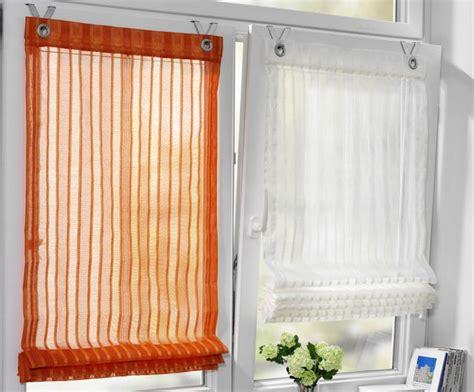 rollo vorhang vorhang rollo beeindruckend gardinen deko osen befestigen