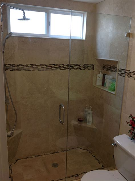 California Shower Door San Francisco Shower Doors San Clemente Frameless Shower Glass San Clemente Ca Local Glass Screen
