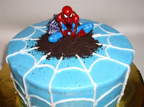 simple cake decoration at home 25 best ideas about spider man cupcakes on pinterest