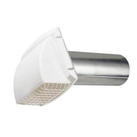everbilt wide dryer vent in white bpmh4whd6