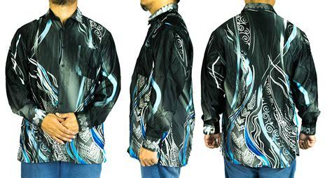 St New Batik Mona Black cy a6109 kemeja batik lelaki shirt malaysia vintage satin 11street malaysia tops shirts
