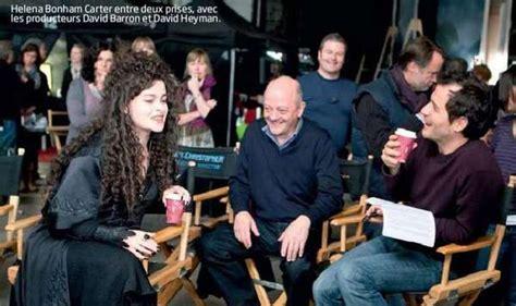 goblin cast interview new hermione bellatrix goblins makeup deathly hallows