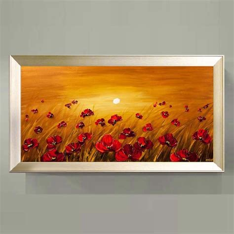 spray paint palette knife buy wholesale abstract paintings flowers from china