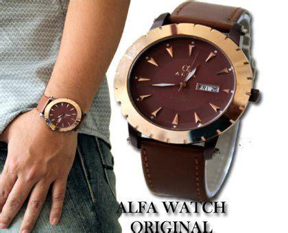 Jam Tangan Pria Reddington Dd Leather Brown Original Terbaru alfa leather jam tangan kulit pria original
