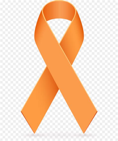leukemia color ribbon awareness ribbon orange ribbon leukemia cancer ms