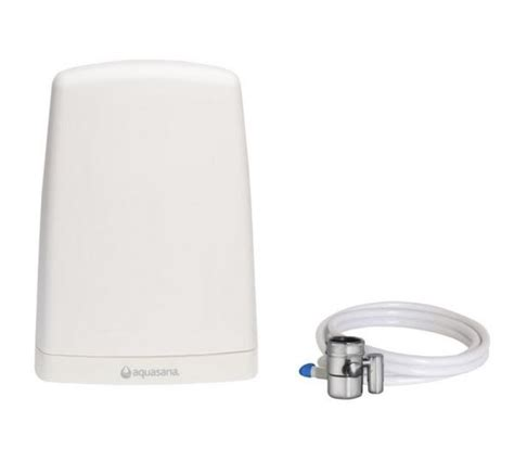 aquasana aq 4000 claryum countertop water filter