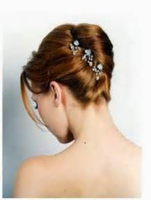 hair bun styles with latest bun and messy bun hair styles for young brides from