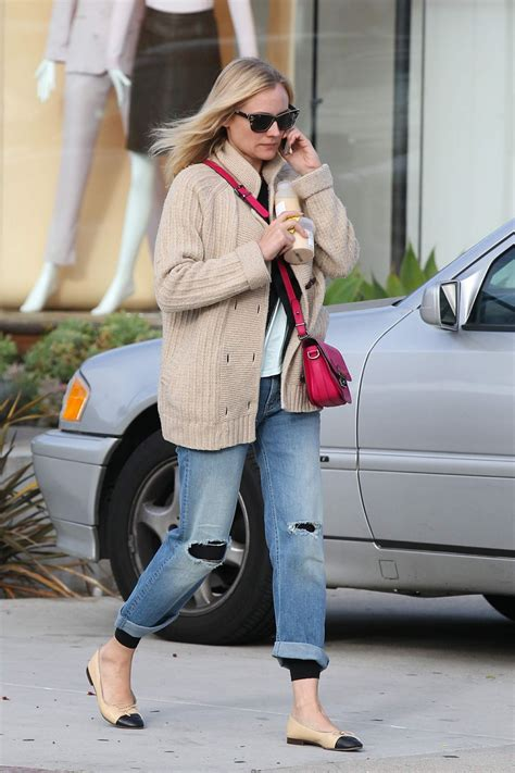 andy lecompte hair salon in west hollywood diane kruger leaving andy lecompte hair salon in west