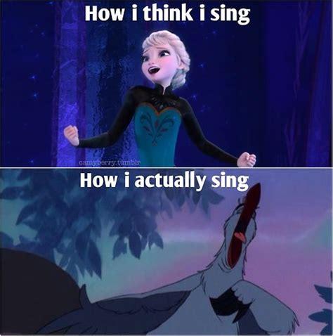Elsa Frozen Meme - frozen disney meme elsa vs scuttle nature embracer