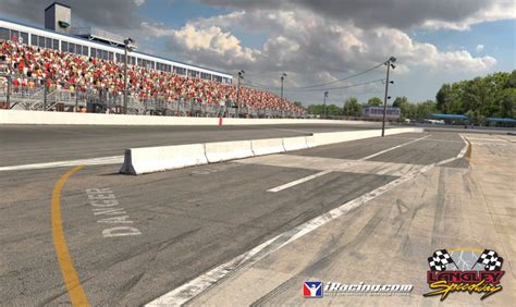 langley motor speedway iracing langely speedway released simnewsdaily daily