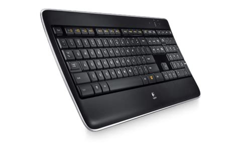 Logitech K800 K 800 K 800 Wireless Illuminated Keyboard logitech wireless illuminated keyboard k800