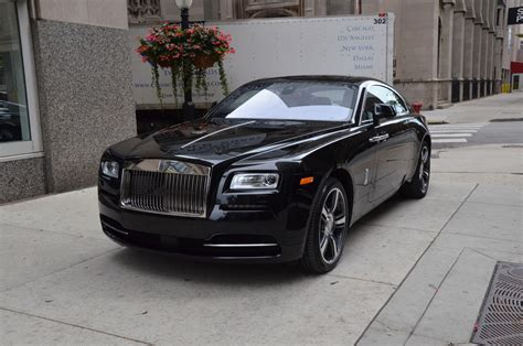 roll royce 2015 rolls royce wraith regatta or luxury in its pure form
