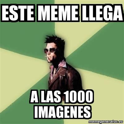 Meme Este - meme tyler durden este meme llega a las 1000 imagenes