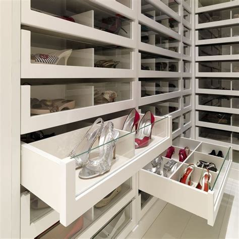 clear front built in drawers for shoes gayton rd flat