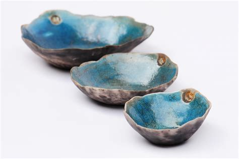 Decorative Ceramic Bowls by Cornucopia Magazine Decorative Turquoise Ceramic Bowls