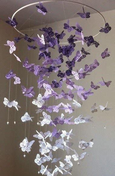mobile vom como fazer um m 243 bile de borboletas