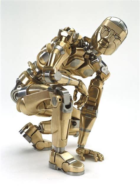 Gold N Silver gold n silver robot transhumanism