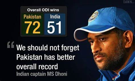 ms dhoni s inspirational poem ms dhoni comments after defeat pakistan in match cricket