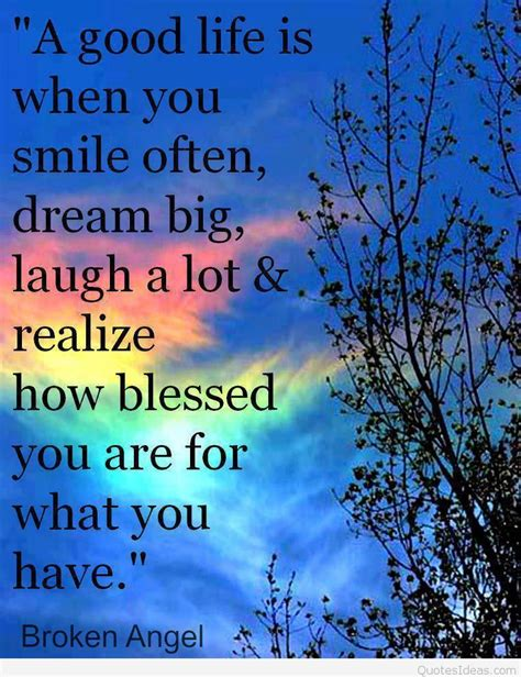 quotes and sayings blessed are happy blessed sunday morning quote