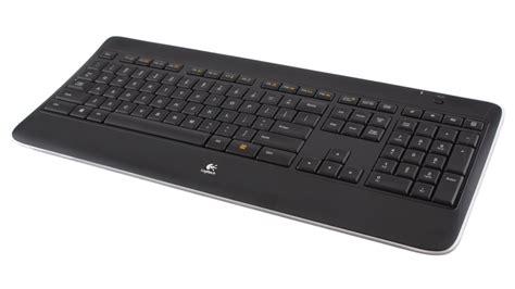 Logitech K800 Wireless Luminated Keyboard logitech k800 wireless illuminated keyboard review cnet