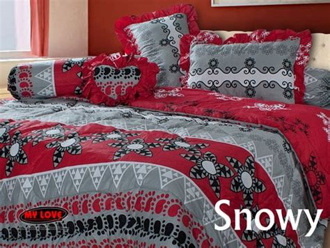180 Sprei My Canis No 1 bedcover my hijabbio