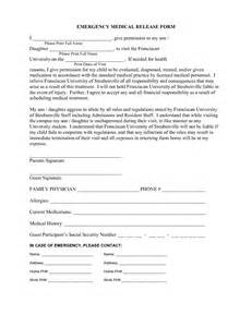 Release Waiver Form Template by Doc 12751650 Sle Waiver Form Doc Release Of
