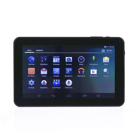 android kitkat tablet 9 quot tablet pc android 4 4 kitkat 16gb dual wi fi bluetooth pad