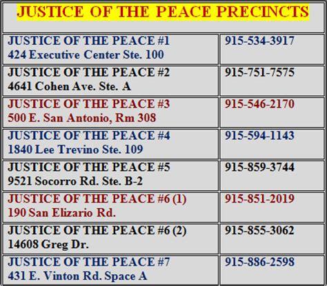 Ep County Warrant Search El Paso County Offers 2 Week Amnesty On Warrants